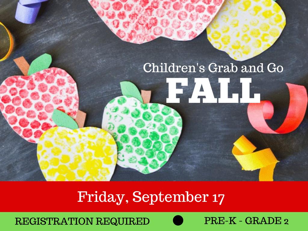 Childrens' G&G: Fall