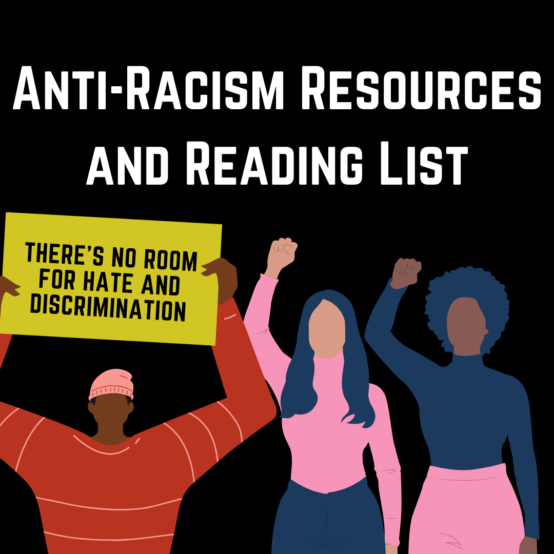 Anti-Racism Banner