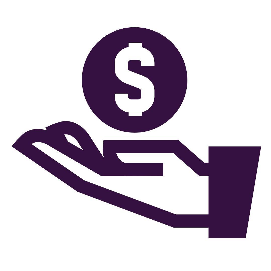 Donation Symbol