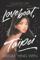 Loveboat, Taipei by Abigail Hing Wen cover