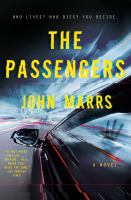 The Passengers by John Marrs cover
