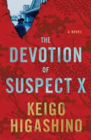 The Devotion of Suspect X by Keigo Higashino cover