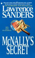 McNally's Secret by Lawrence Sanders cover