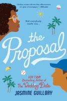 The Proposal by Jasmine Guillory cover