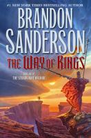 The Way of Kings by Brandon Sanderson cover