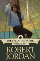 The Eye of the World by Robert Jordan cover