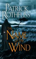 The Name of the Wind by Patrick Rothfuss cover