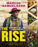 The Rise: Black Cooks and the Soul of American Food by Marcus Samuelsson cover