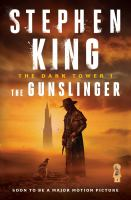 The Gunslinger by Stephen King cover