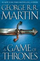 A Game of Thrones by George R.R. Martin cover