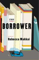 The Borrower by Rebecca Makkai cover