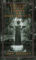 Midnight in the Garden of Good and Evil by John Berendt cover