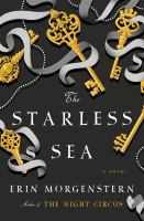 The Starless Sea by Erin Morgenstern cover