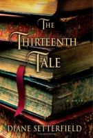 Thirteenth Tale by Diane Setterfield cover