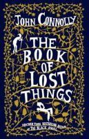 Book of Lost Things by John Connolly cover