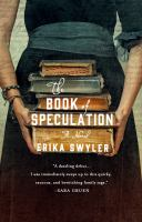 The Book of Speculation by Erika Swyler cover