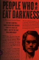 People Who Eat Darkness by Richard Lloyd Parry cover