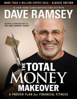The Total Money Makeover by Dave Ramsey cover
