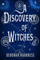 A Discovery of Witches by Deborah Harkness cover