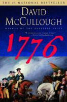 1776 by David McCullough cover