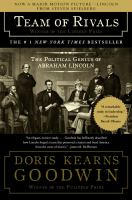Team of Rivals by Doris Kearns Goodwin cover