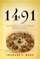 1491 by Charles C. Mann cover