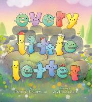 Every Little Letter by Deborah Underwood cover
