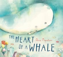 The Heart of a Whale by Anna Pignataro cover