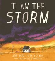 I Am the Storm by Jane Yolen cover
