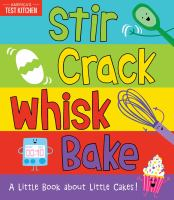 Stir Crack Whisk Bake by Maddie Frost cover