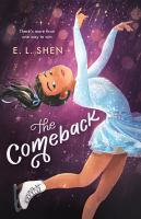 The Comeback by E.L. Shen cover