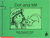 Bob Books: Set 1 Beginning Readers by Bobby Lynn Maslen cover