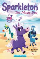The Magic Day by Calliope Glass cover