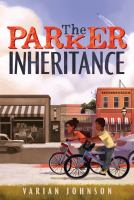The Parker Inheritance by Varian Johnson cover