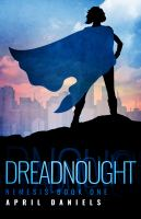 Dreadnought by April Daniels cover