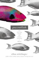 Parrotfish by Ellen Wittlinger cover