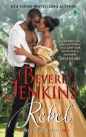 Rebel by Beverly Jenkins cover