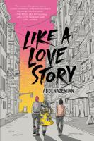 cover of Like a Love Story by Abdi Nazemian