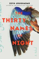 Cover of The Thirty Names of Night by Zeyn Joukhadar