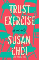 Cover of Trust Exercise by Susan Choi